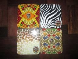 Latas Comemorativas - Tema África
