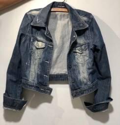 Título do anúncio: Jaqueta jeans