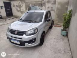 Fiat uno drive 17/18  completo com GNV 5 ger