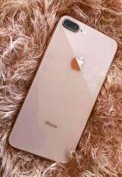 iPhone 8 Plus 256gb até 12x no Cartão de Crédito