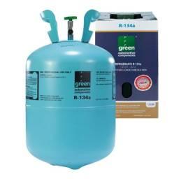 Gás Refrigerante Green R134 Botija 13,6kg (99,99 pureza)