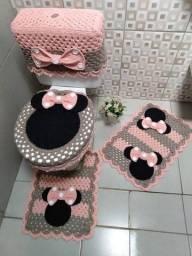 Jogo de banheiro Minie