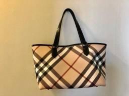 Título do anúncio: Burberry sacola grande original