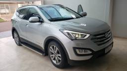 Título do anúncio: Santa fé Hyundai