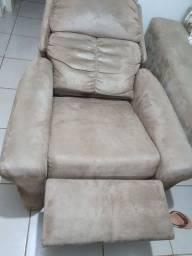 Poltrona reclinavel