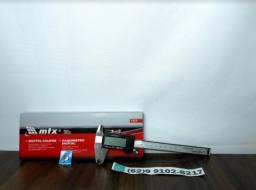 Paquímetro Digital 6 Em Aço Inox