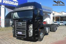 VW 25.420 Contellation - Ano: 2014 - No Chassi