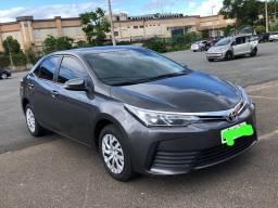 Corolla GLI 1.8 Automático  Flex 2018