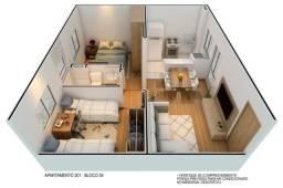 Título do anúncio: FSS -Apartamento com acabamento e lazer completo para você e sua família.