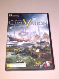 Sid Meiers Civilization V - Pc / Mac - Original / novo  / DVD