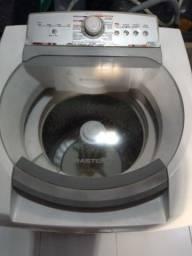Título do anúncio: Máquina de lavar Brastemp 11kg cesto inox