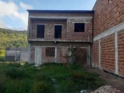 Título do anúncio: Casa semi-acabada + terreno de 8.10 por 24.60 em bonito pernambuco