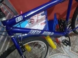 Título do anúncio: Bicicleta nunca usada aro26