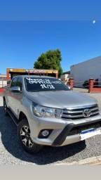 Hilux SRV aut Diesel 4x4 2018