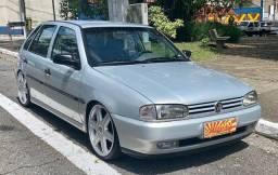 Volkswagen Gol CL 1.6 Turbo - 99