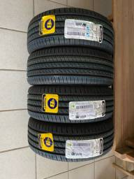 Troco pneu 195/45r16 barum