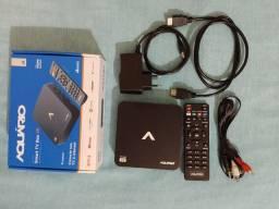Título do anúncio: AQUÁRIO Smart TV Box 4K