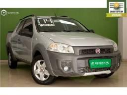 Título do anúncio: Fiat Strada 2014 1.4 mpi working cd 8v flex 3p manual