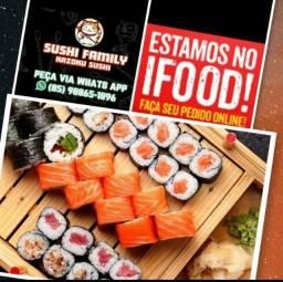 Título do anúncio:  sushi ?