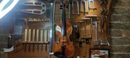 Violino Nhuresom Lê missie Luthier- 2006