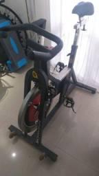 Título do anúncio: Bike de Spinning + Jump + Step