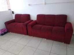 Título do anúncio: Vendo sofá usado