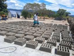 Bloco de concreto em Campo Formoso - melhor preço da região R$ 1.300,00 com frete grátis