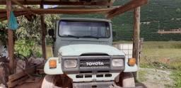 Toyota bandeirante ano 85 (LEIA O ANUNCIO COM Anteçao)