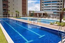 Apartamento Alto Padrão para venda com 3 quartos e lazer completo na região do bairro Duna