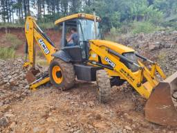 Retroescavadeira JCB 3C plus