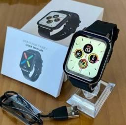 Smartwatch DTX Tela HD Prova D'água Bluetooth Toque Tela Monitor Atividades Sport