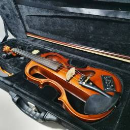 Título do anúncio: Violino Elétrico Eagle
