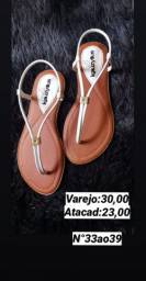 Rasteirinhas Kauzyllus calçados