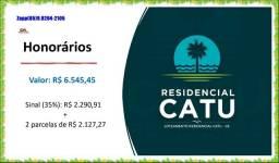 Título do anúncio: Loteamento Residencial Catu // Marque sua visita//