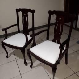 Cadeiras Lindas Colonial Contemporanea Aceito proposta