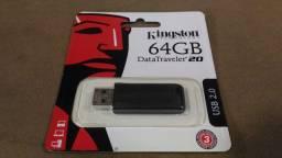 Vendo Pen drive 64gb 2.0 Original [novo sem uso]