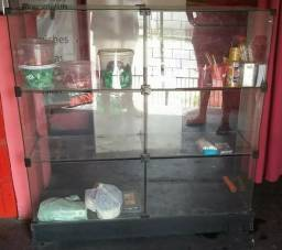 Vitrine valor negociavel