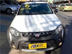 Fiat Palio 1.8 mpi adventure weekend 16v flex 4p manual - 2016