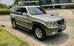 Hyundai terracan 2.5 fla turbo diesel automático 2005 7 lugares 2019 pago - 2005