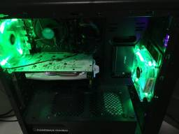 PC Gamer: GTX 1050 ti + i3 8100 + 8gb de Ram ddr4