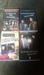 Livros da série Supernatural