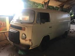 Vendo Kombi diesel, 7.500,00 - 1982