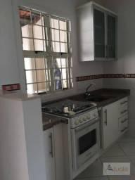 Casa com 2 dormitórios para alugar - parque villa flores - sumaré/sp
