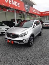 Kia Sportage 2.0 EX2 Aut. 2014 Top De Linha - 2014