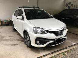 Etios Sedan Platinum AT 2018 - Muito Novo!! - 2018