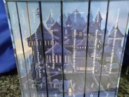 Coleção 7 livros Harry Potter