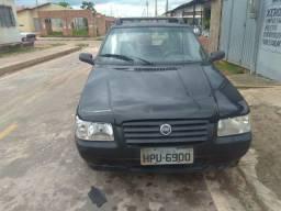 Carro Fiat uno - 2004