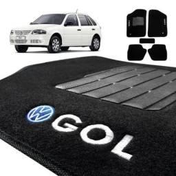 Jogo de Tapete Carpete Gol G3 G4 G5 G6 G7