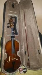 Violino 3/4 em perfeito estado