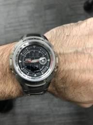 564b33bc10c Relógio Gshock titanium vindo Japão